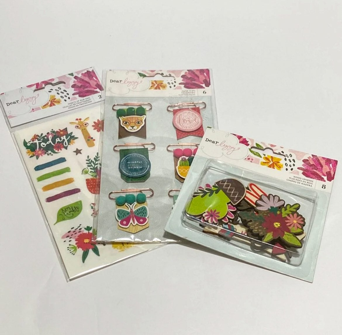 Dear Lizzy New Day Collection 44pcs