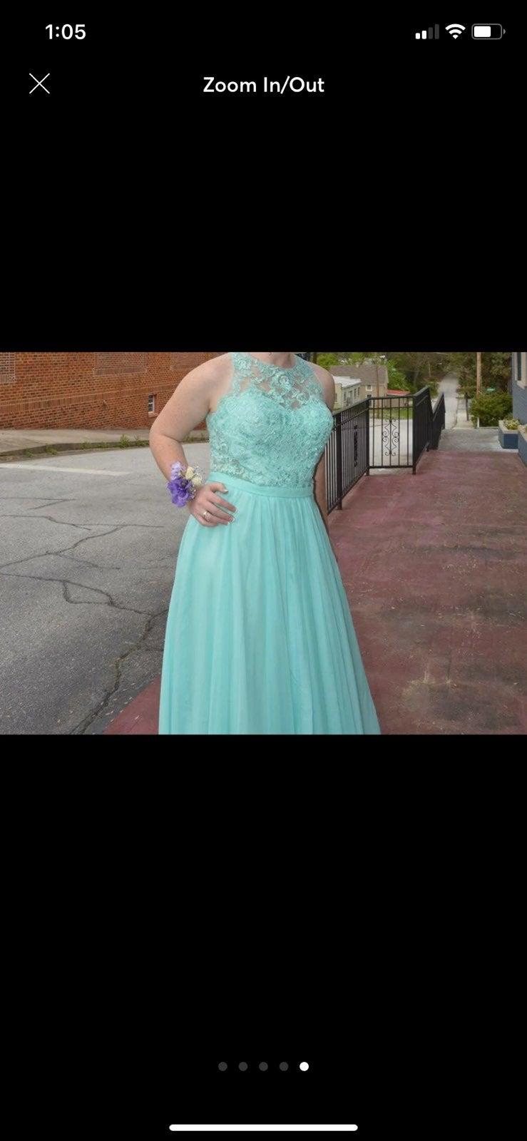 Prom Dress size XL
