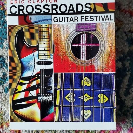 Crossroads guitar festival *free shippin