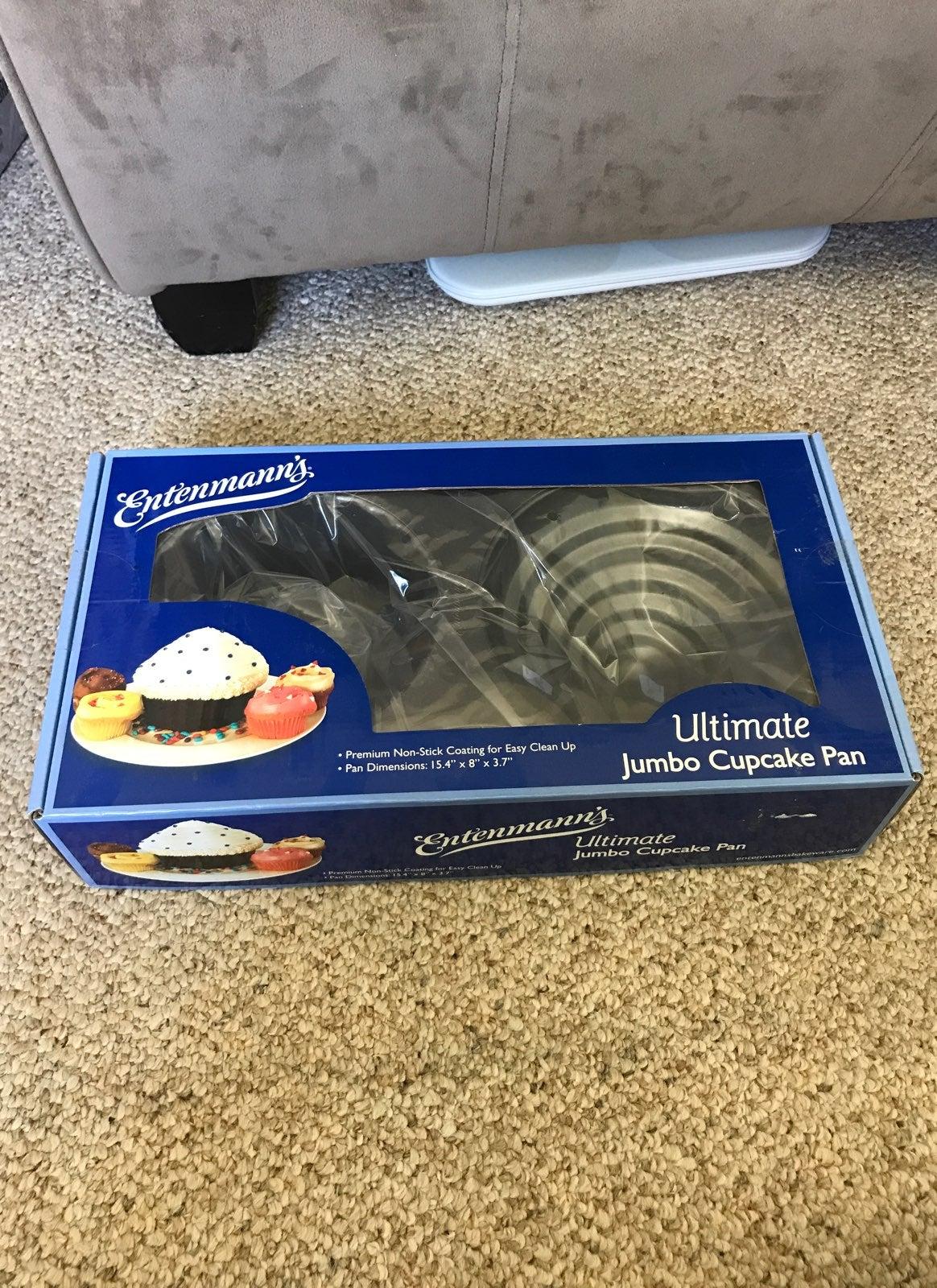 Entenmann's Ultimate Jumbo Cupcake Pan