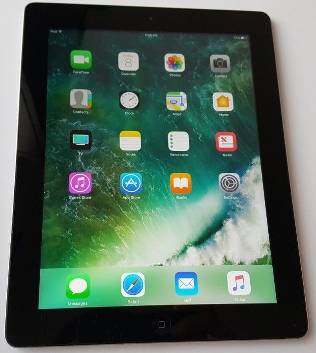 Apple iPad 4, 64GB GSM Unlocked Tablet