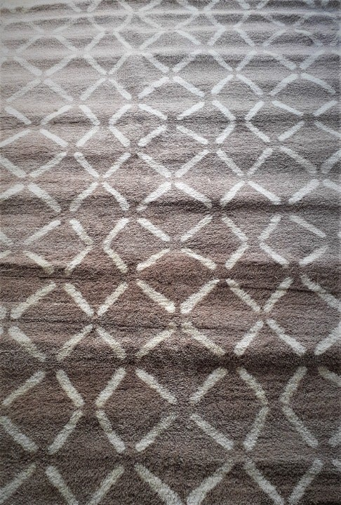 Willards Geo Diamond Rug