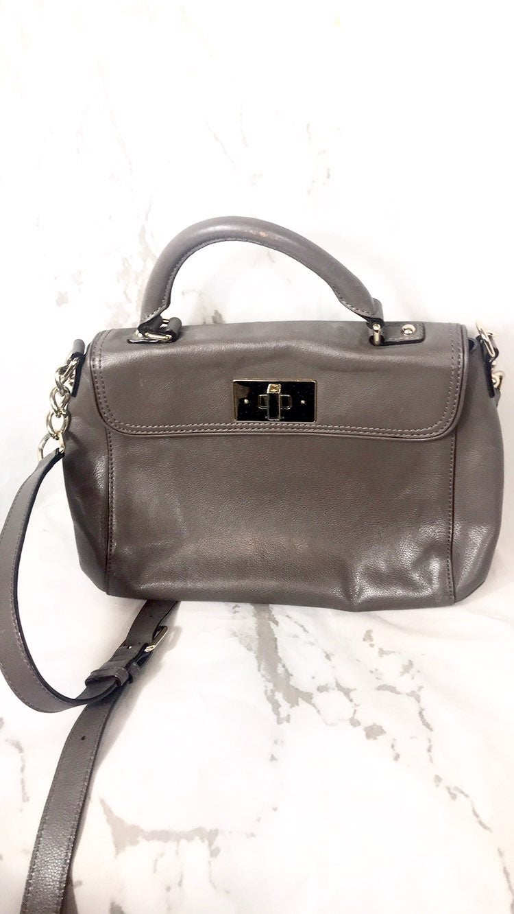 Kate spade top handle / crossbody bag pu