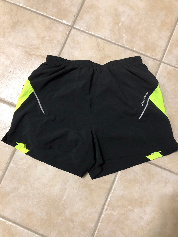 Brooks running shorts