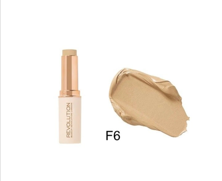 NEW - F6 Fast Base Stick Foundation
