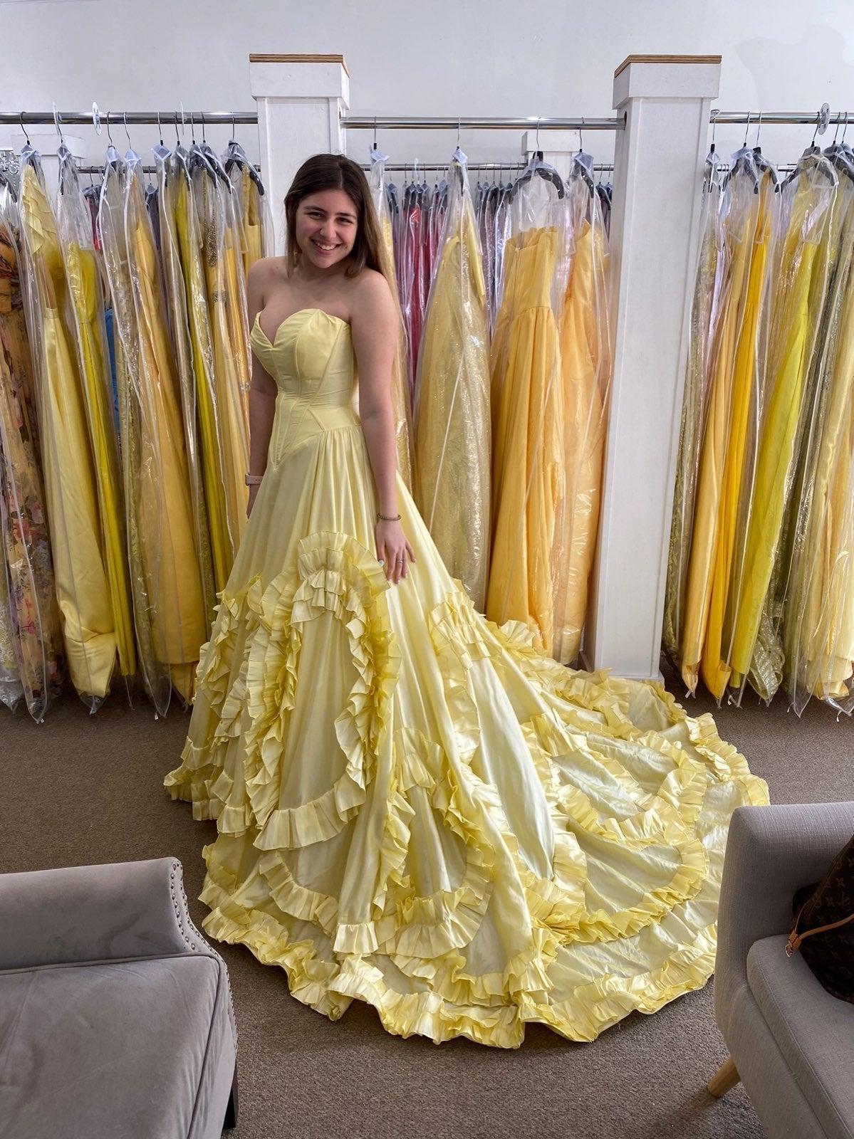 Sherri hill prom/pagent dress