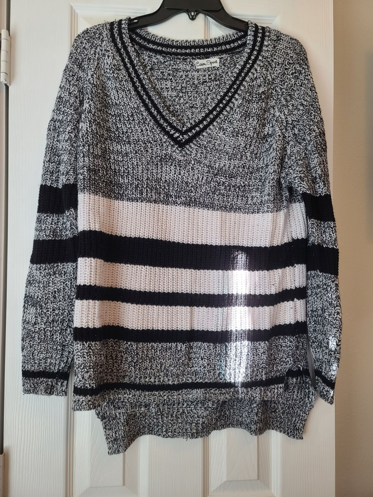 Wet Seal Striped Sweater
