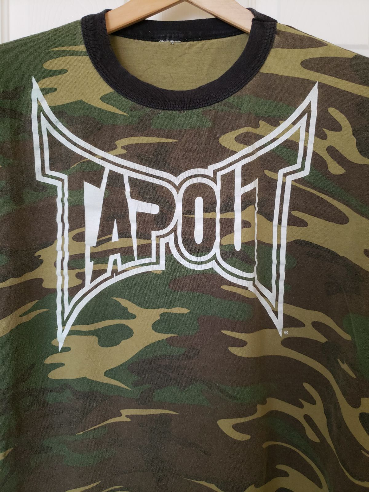 Old School Tapout tshirt