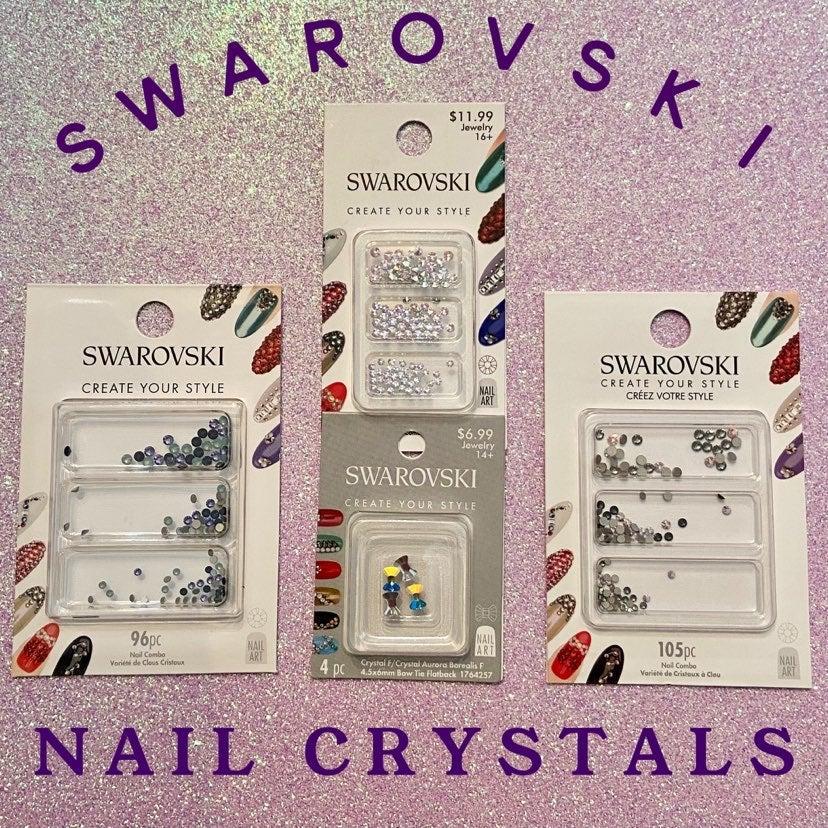 Swarovski Nail Crystals Bundle