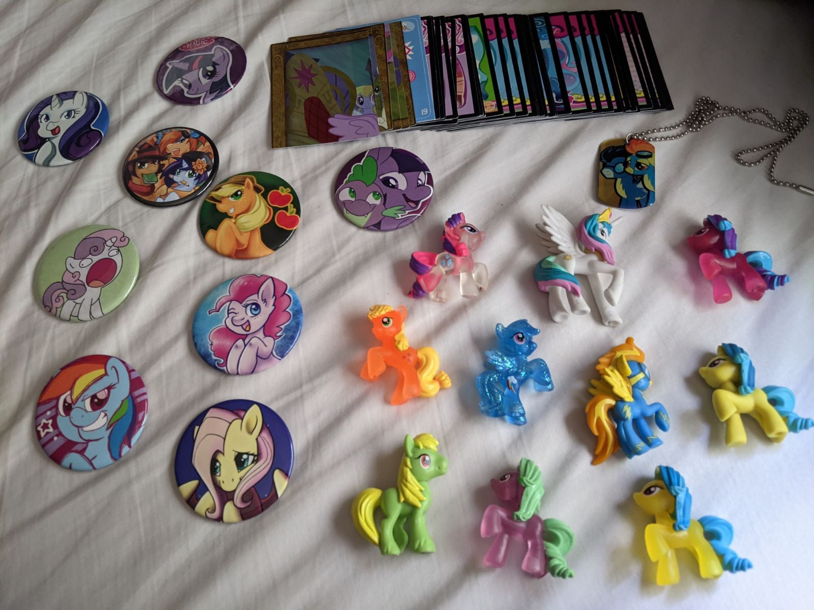 My Little Pony Gen4 Collection Lot