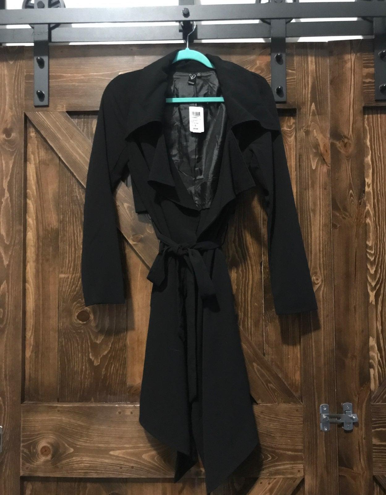 Ling Black Jacket
