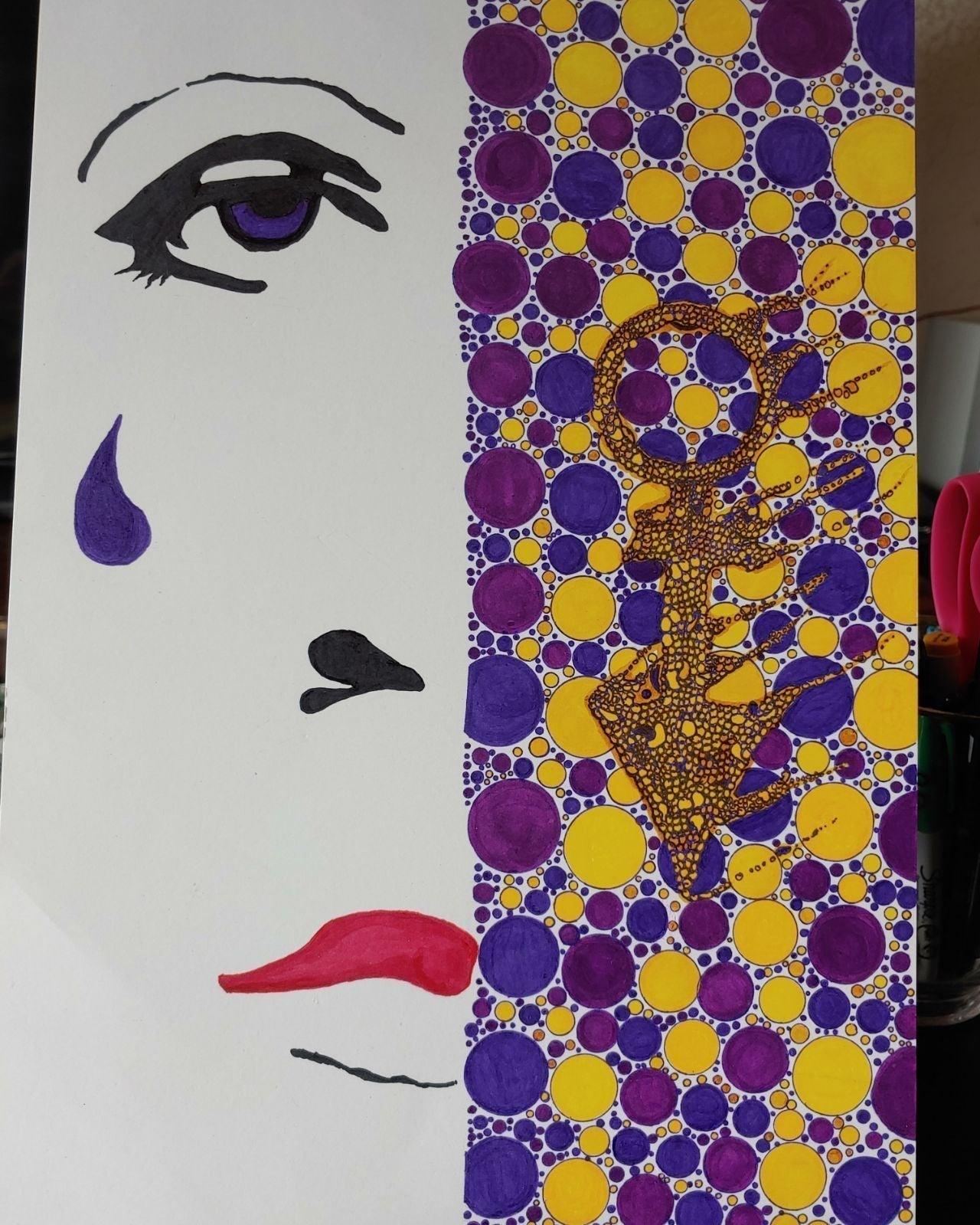 Art -Prince Tribute
