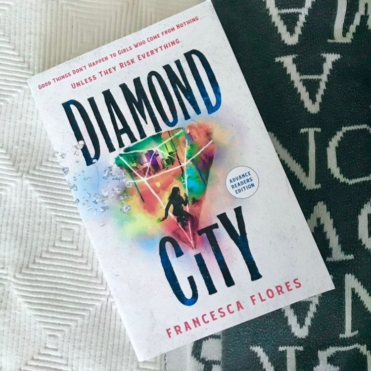 Diamond City ARC (signed)