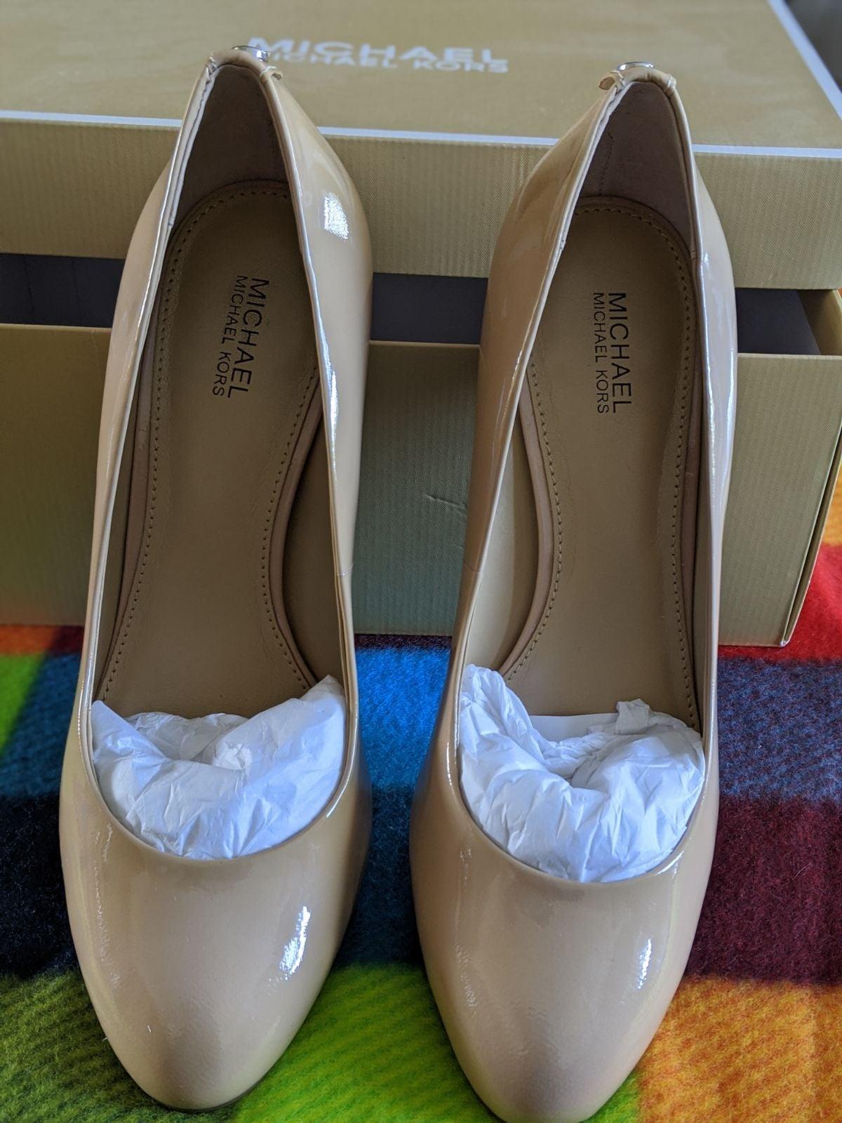 Michael kork's heels size 7.5