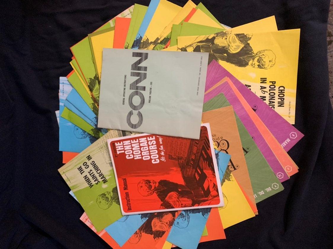 Conn Organ Corporation Music