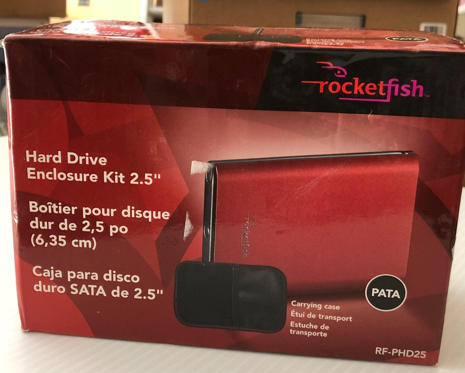 """Rocket Fish 1TB RF-PHD25 Drive 2.5"""""""
