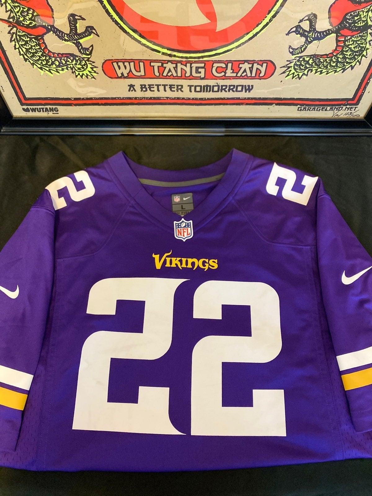 Nike Minnesota Vikings Authentic Jersey