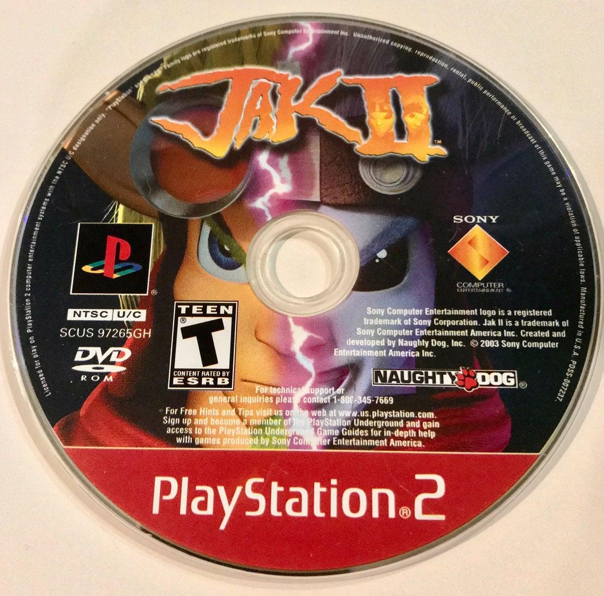 Jak 2 playstation 2