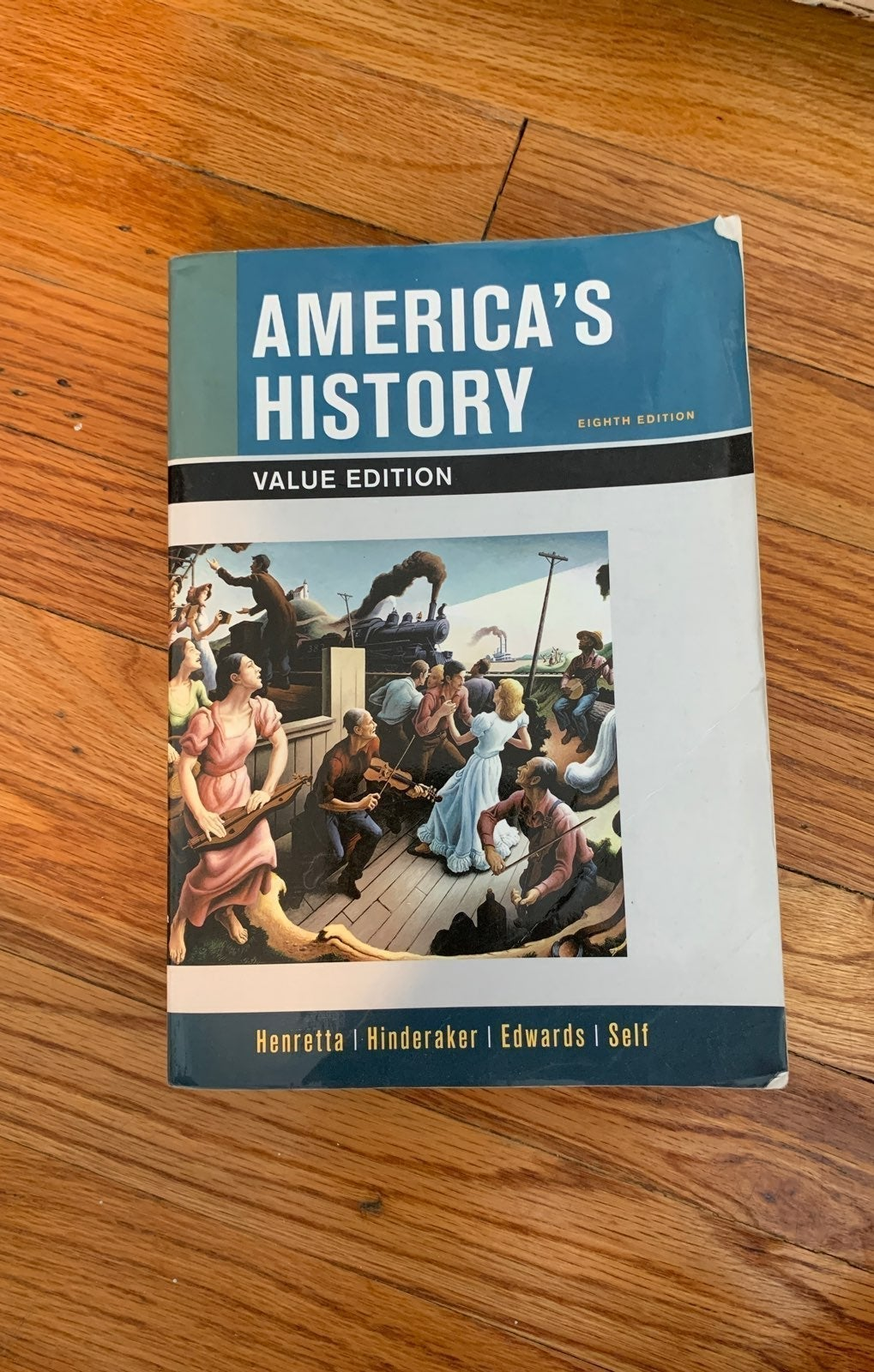 The Americas History Eighth Edition