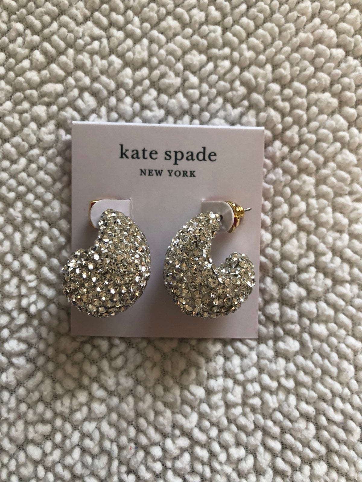 Kate Spade Jeweled Adore-Ables Earrings