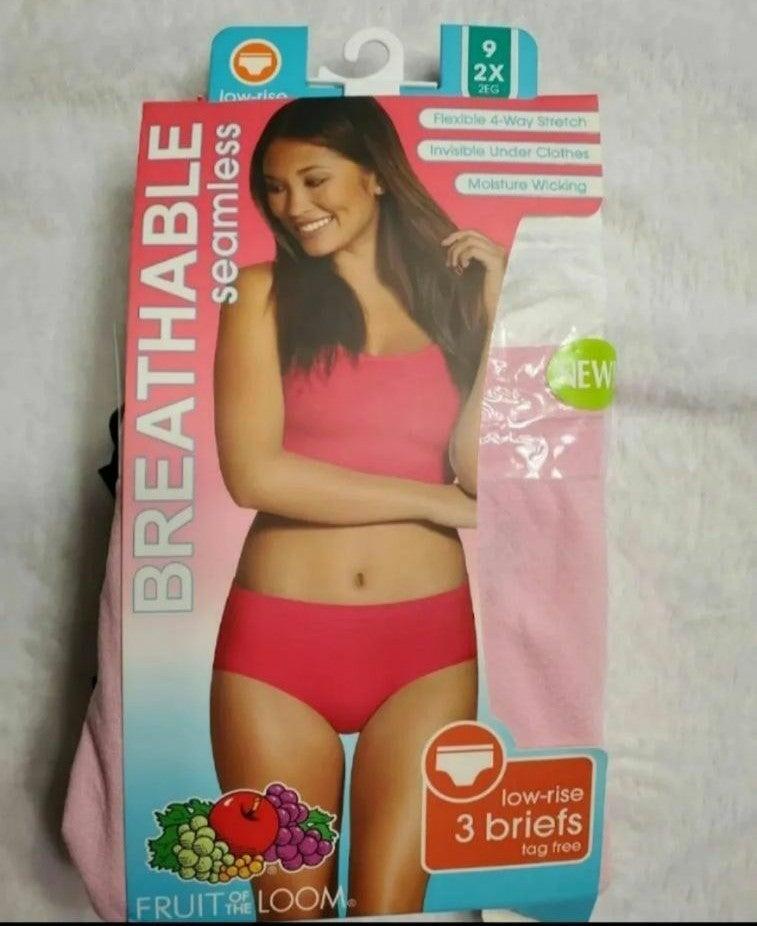 NWT women's underwear #0230