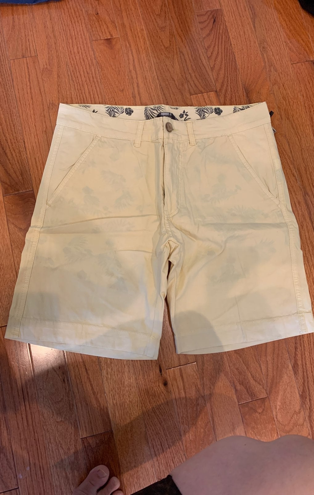 Mens Vintage 1946 shorts