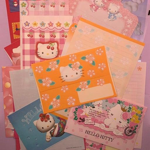 Sanrio Vintage Stationary, Hello kitty b