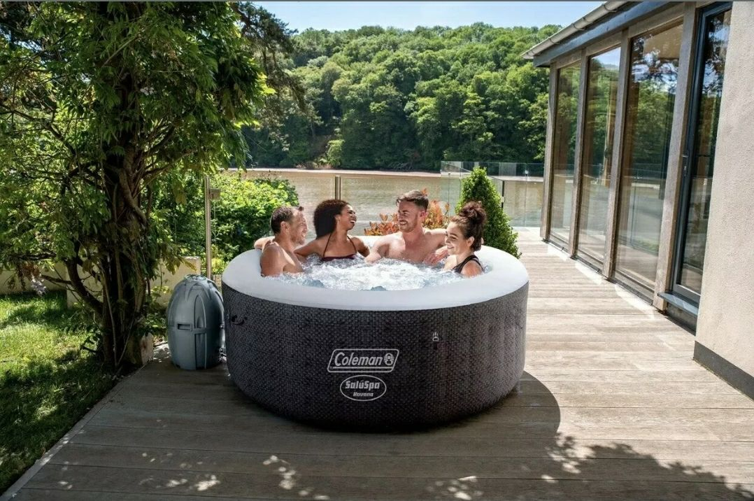 Coleman 4 Person Havana Hot Tub