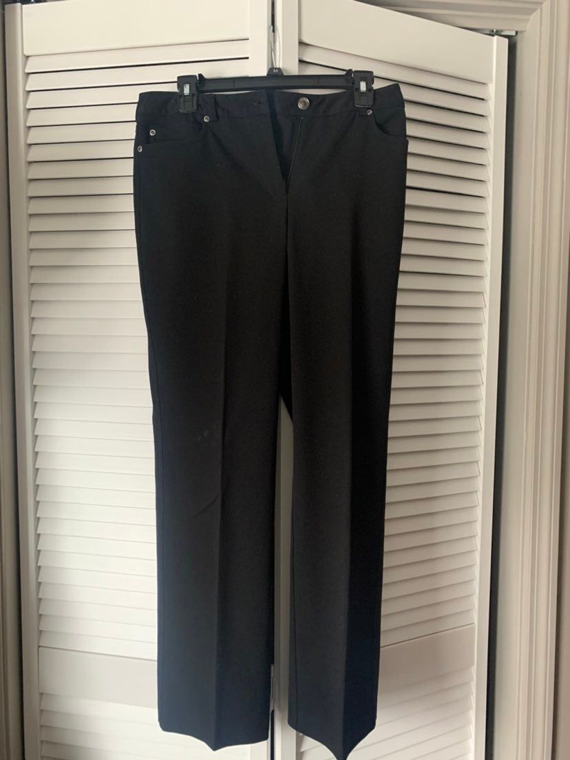 Rafaella Womens Dress Pant Petite
