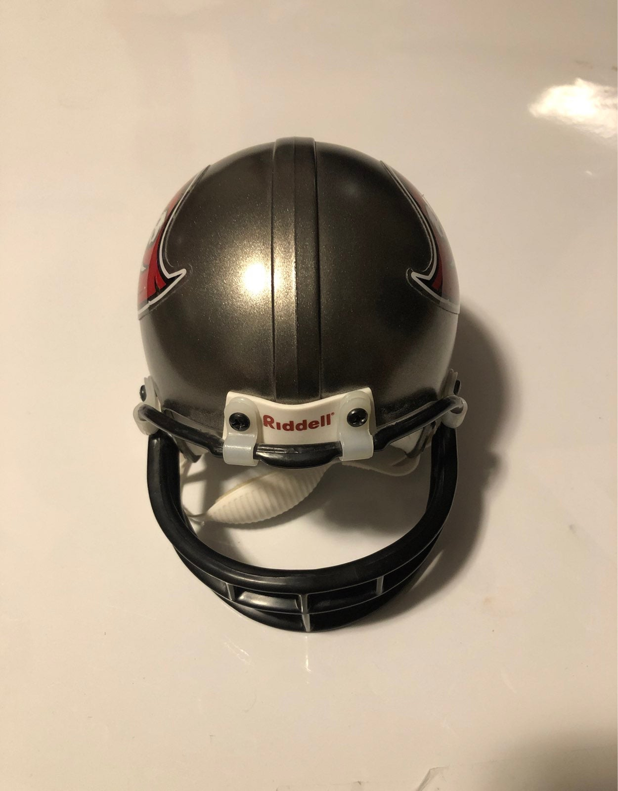 Buccaneers mini helmet