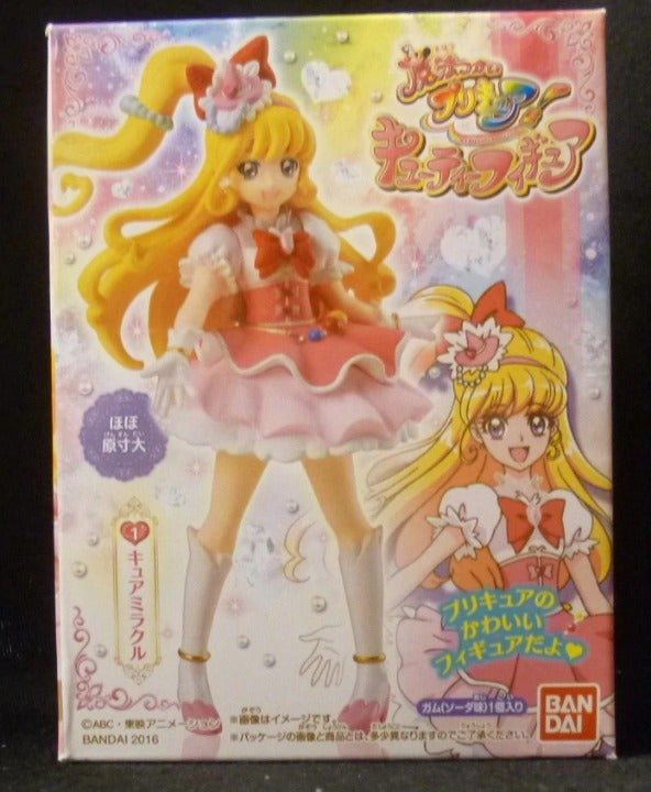 Cure Miracle Mini Figure