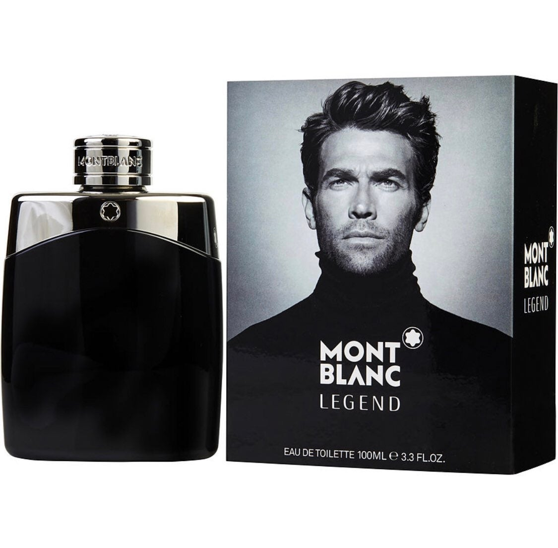 Legend by Mont Blanc Men's 3.4 oz Cologn