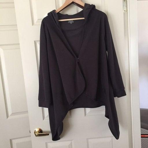 Fleecewear with stretch
