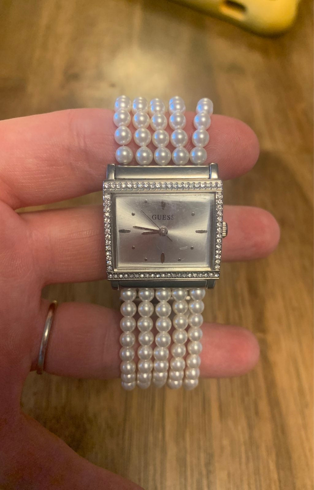Guess Pearl Watch