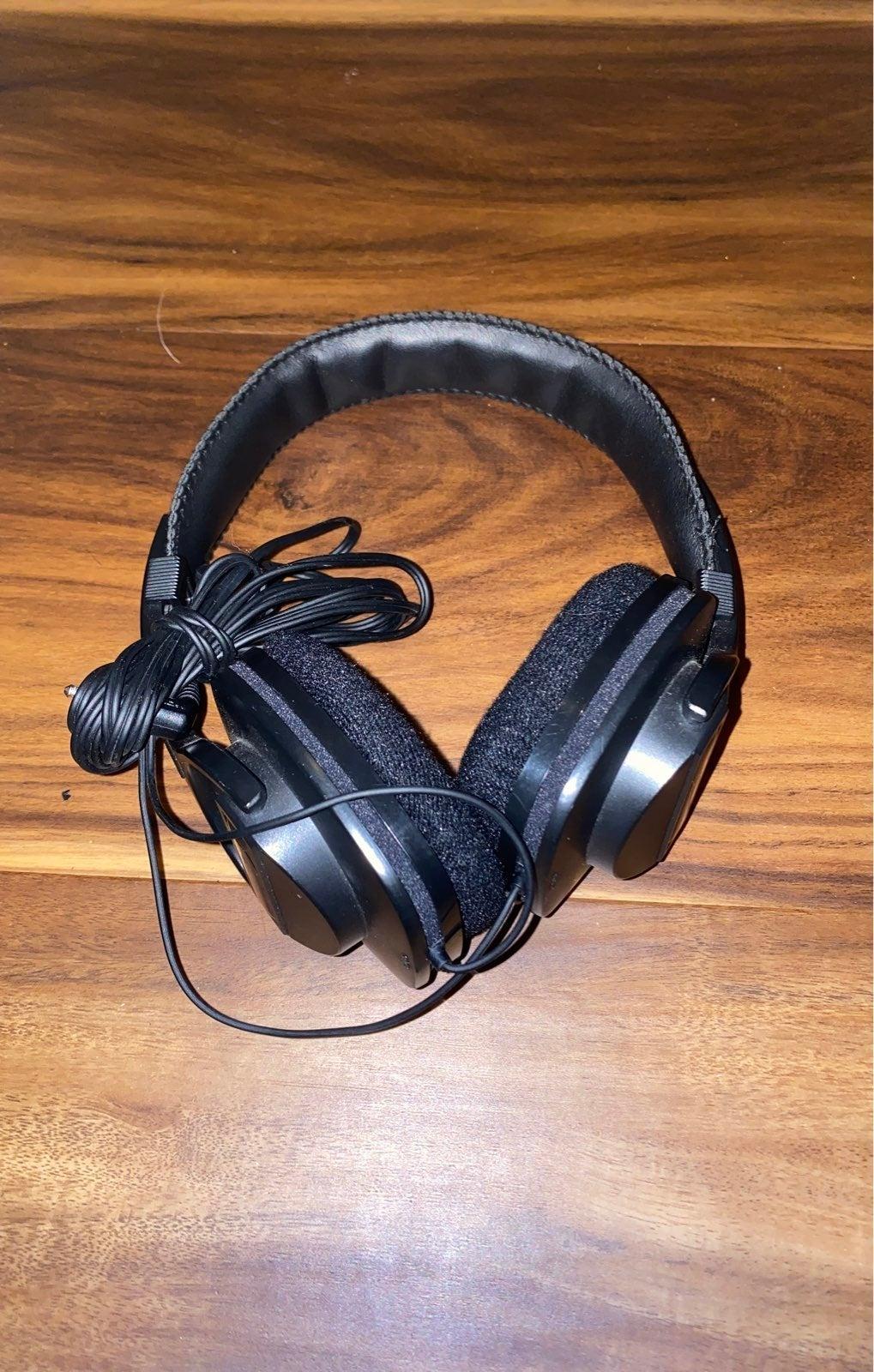 Koss TD/60 headphones