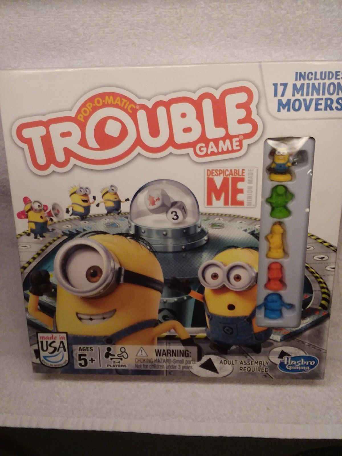 Despicable Me Trouble