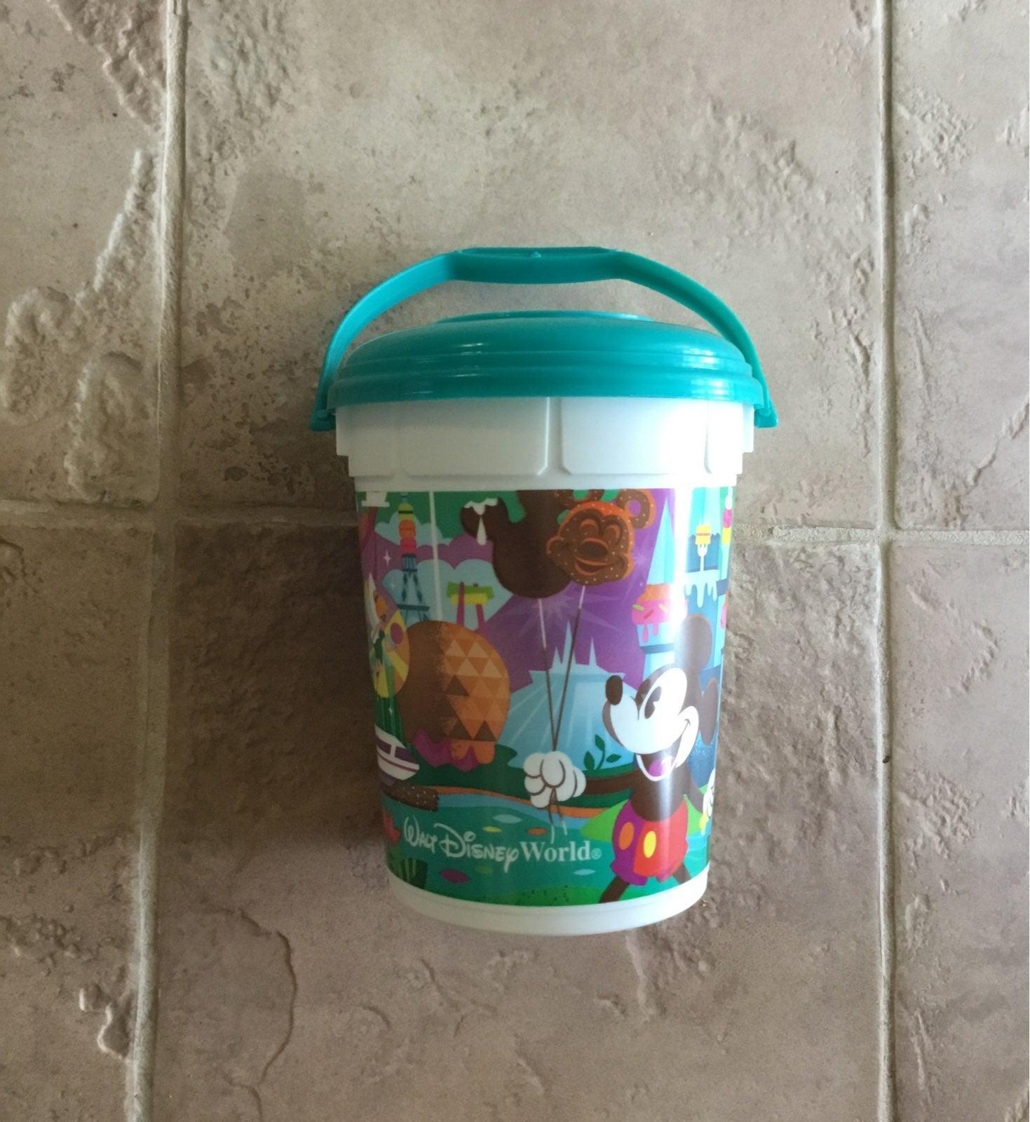 Vintage Walt Disney World bucket