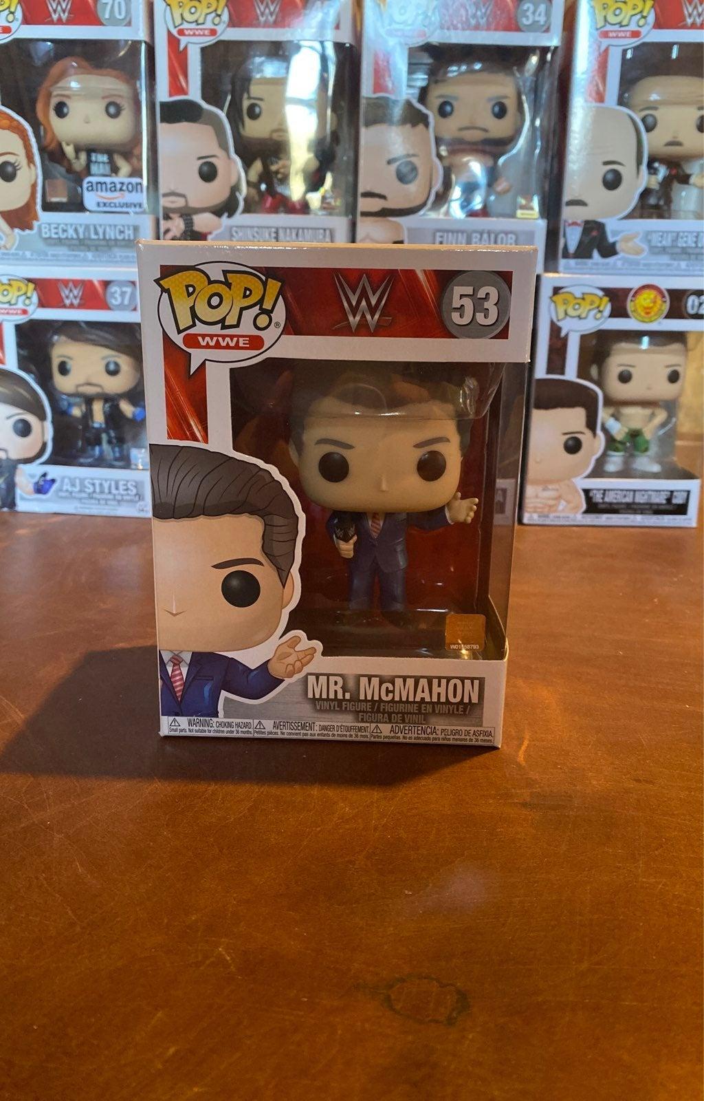 Mr. McMahon #53