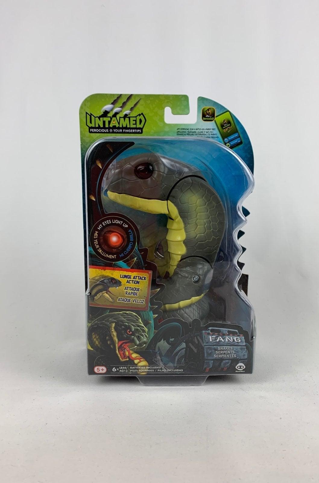 WowWee Untamed Snake - Fang