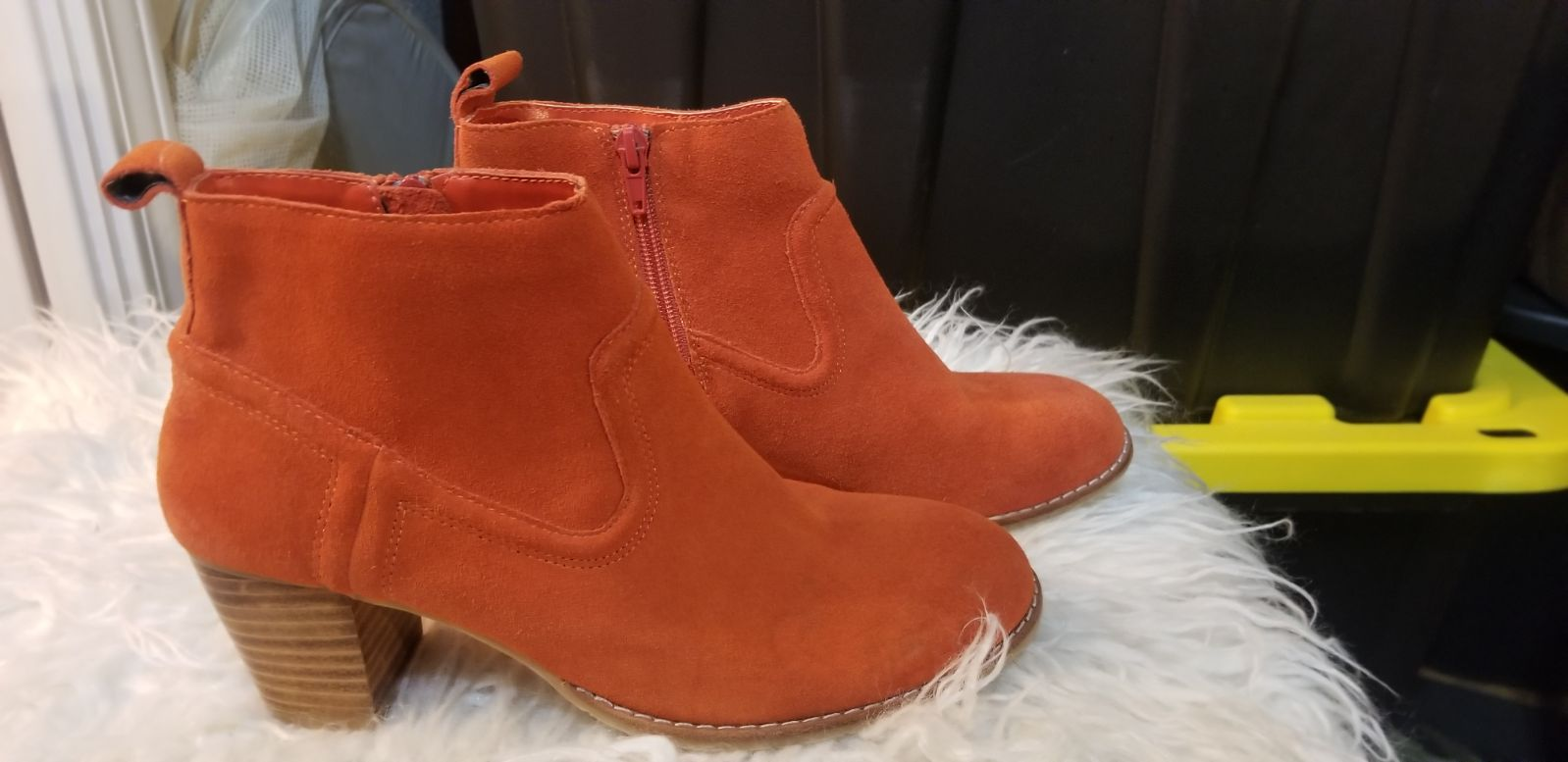Dolce Vita womens ankle boots