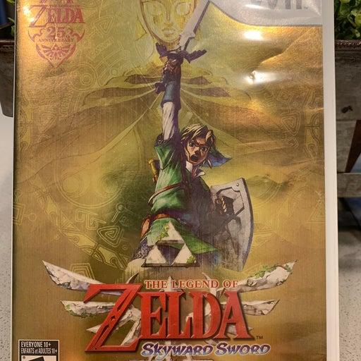 The Legend of Zelda: Skyward Sword on Ni