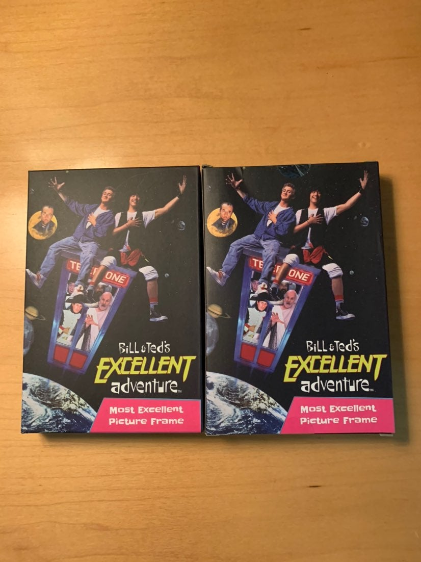 2 Bill And Ted's Excellent Adventure Fra