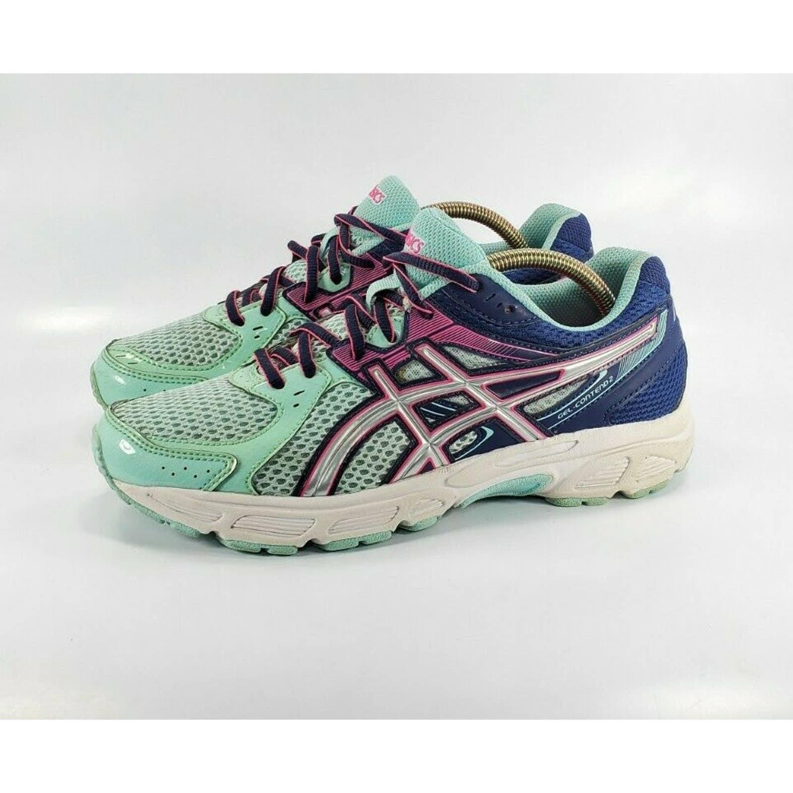 ASICS Gel Contend 2 Running Trainer Shoe