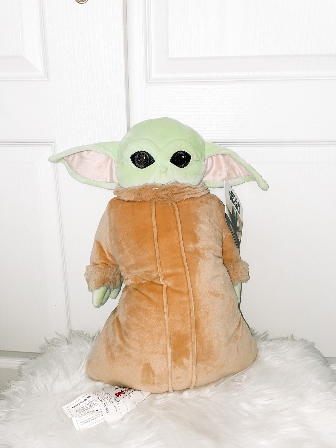 Baby Yoda Star Wars Pillow Pet