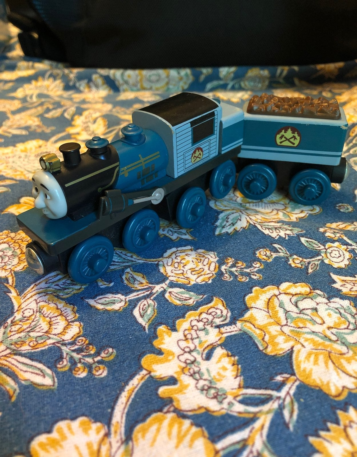 Ferdinand and his tender