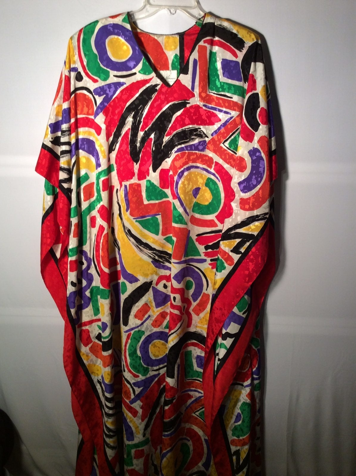 Vintage Ruth Norman New York Caftan