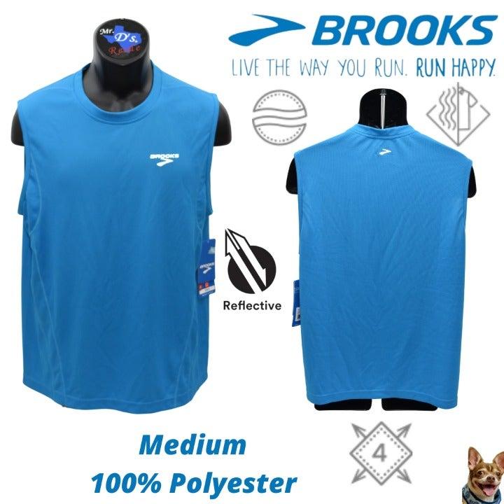 BROOKS M Blue Men's Running Equilibrium
