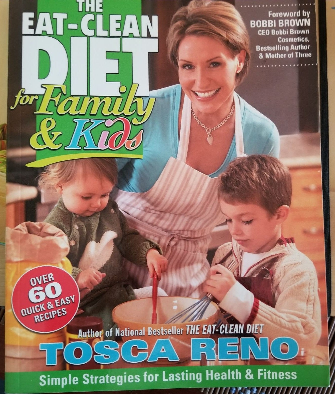 Eat Clean DIET for family & Kids book