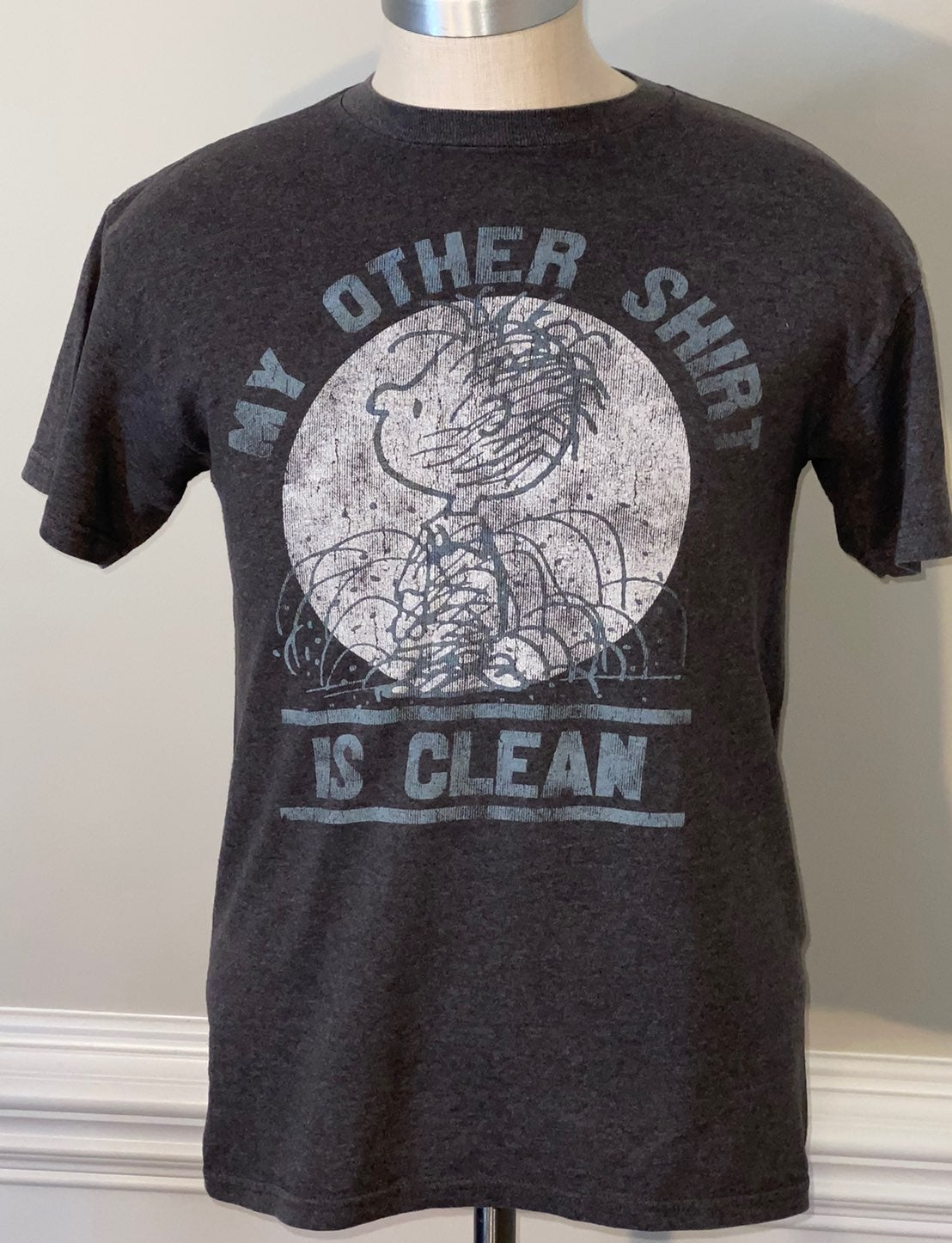 MY OTHER SHIRT IS CLEAN t-shirt Pig Pen
