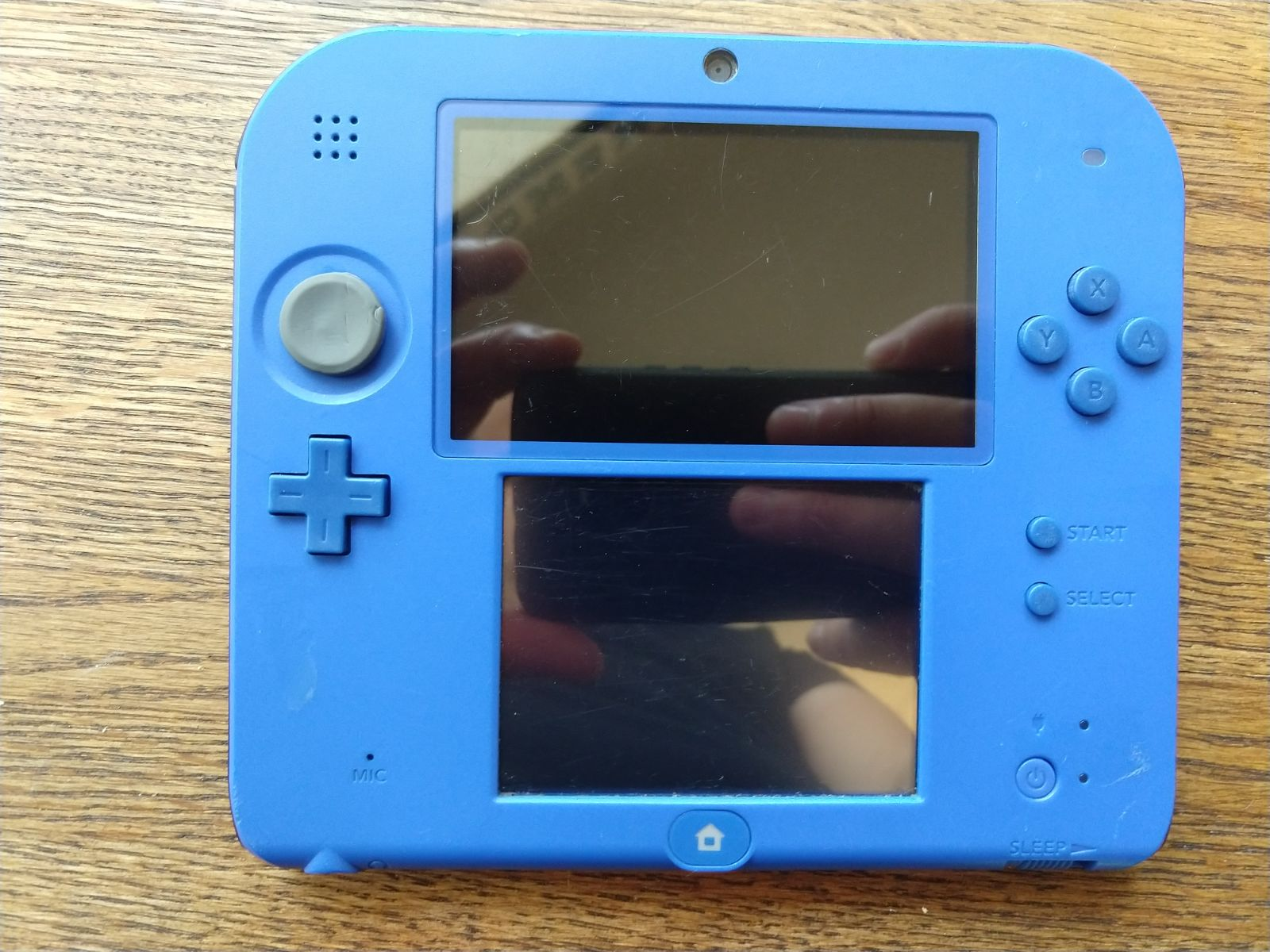Nintendo 2ds (blue)